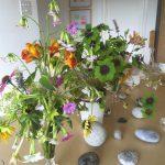 Dinning Room Flowers