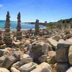 Standing Stones Mupe Bay