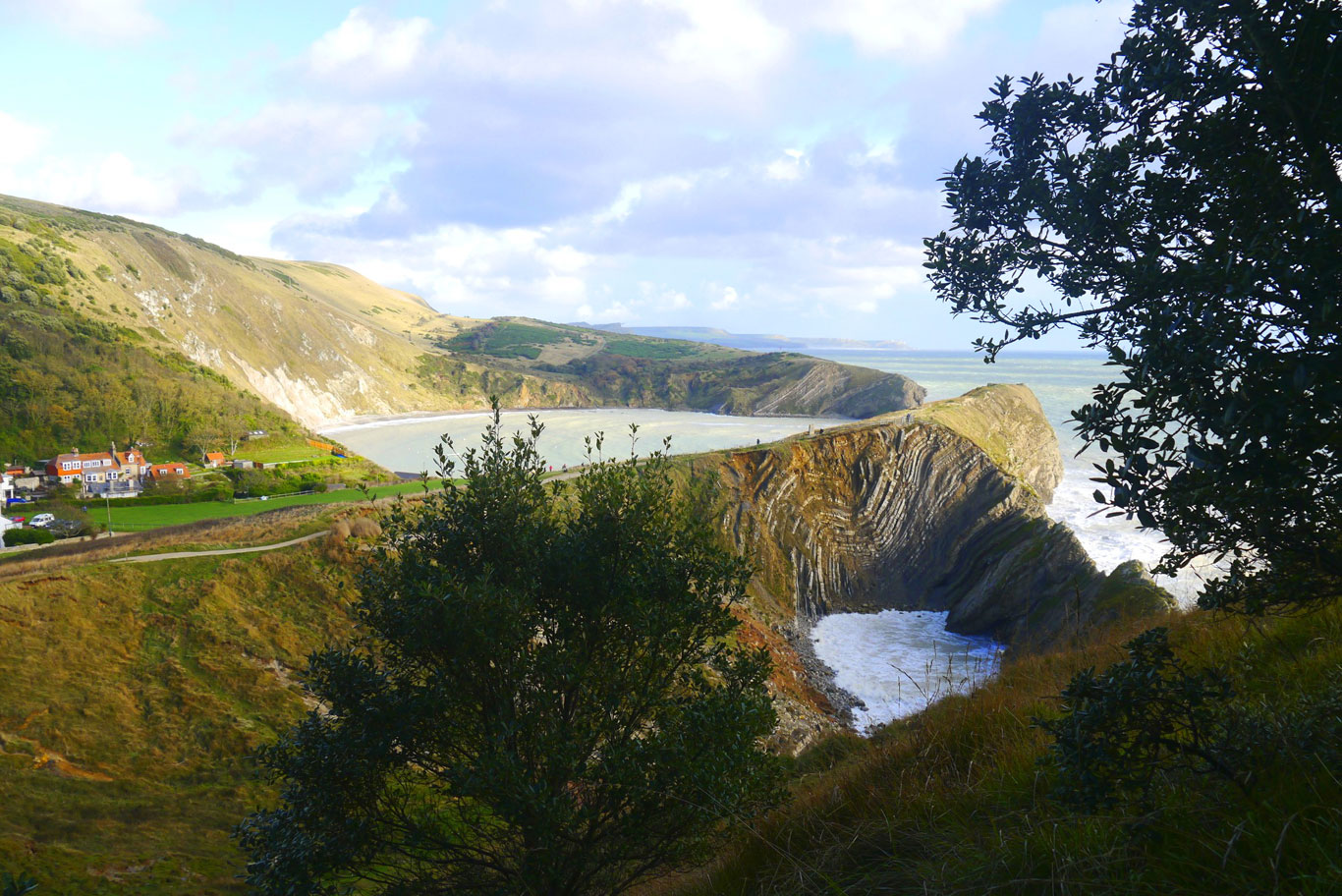 Stair Hole & The Cove
