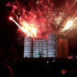 Lulworth Castle Fireworks