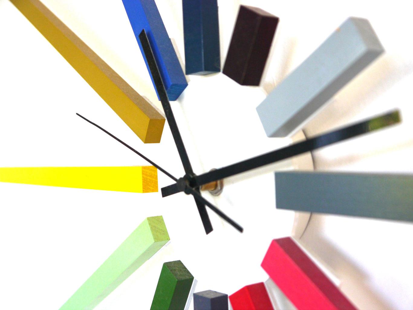 Habitat clock