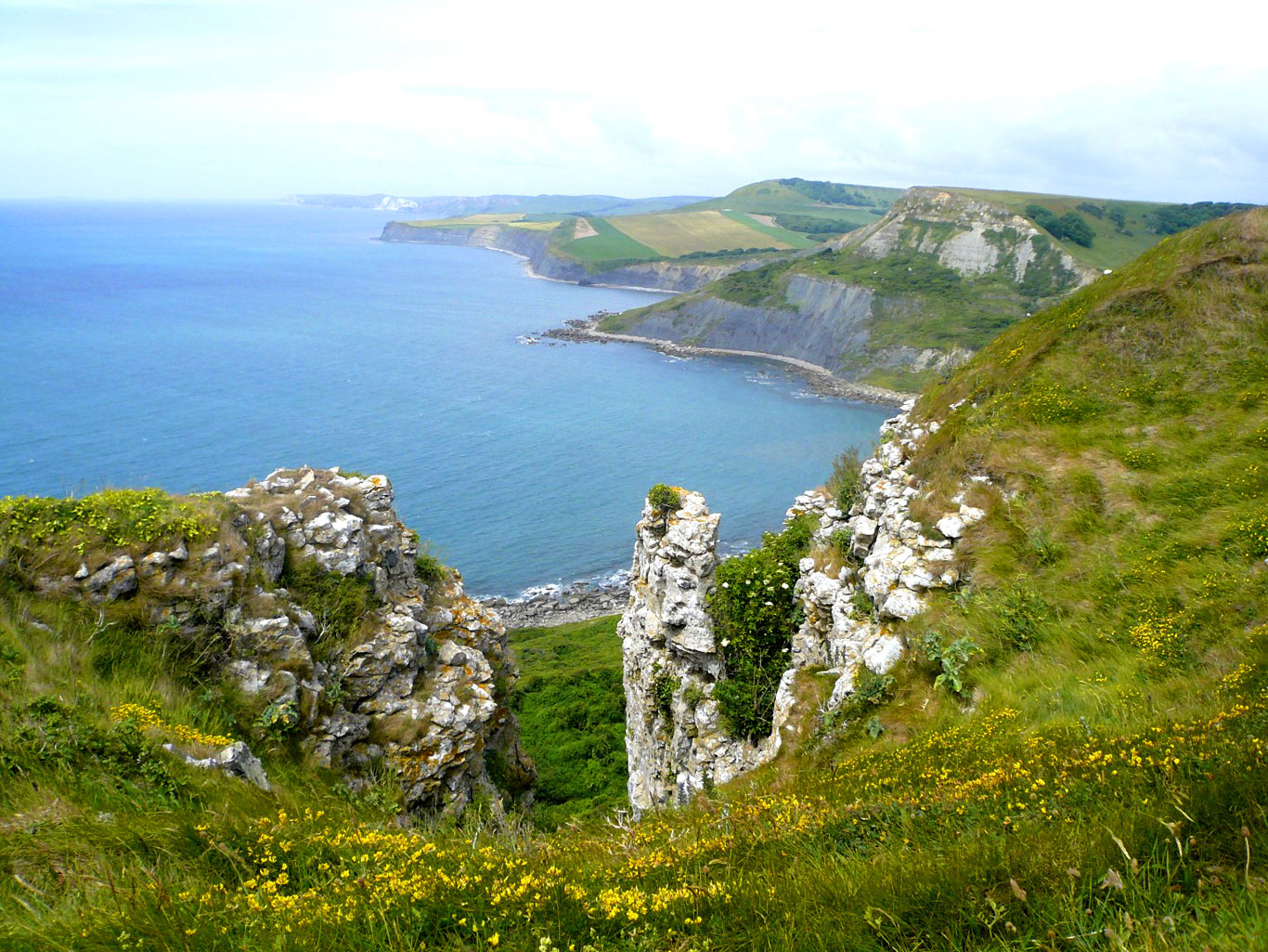 Purbeck view