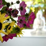 Dinning Table Flowers