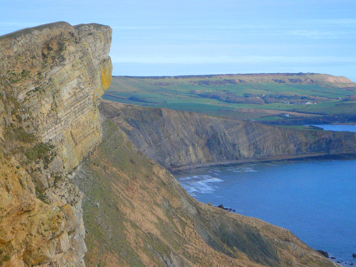 Gad Cliff