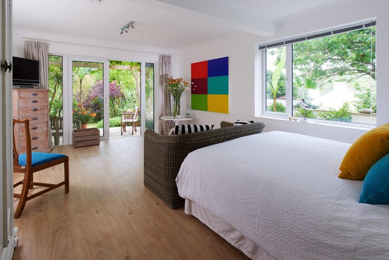 Lulworth House Garden Suite